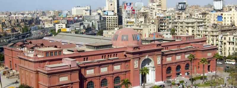 المتحف المصري بالقاهرة (تاريخه - اسعار تذاكر الدحول - مواعيد الزيارة - ازاي تروح المتحف)