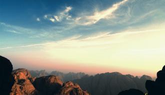ارشادات السلامه قبل السفر الى سانت كاثرين ومغامرة صعود الجبال