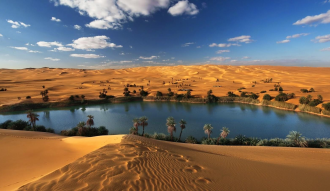 واحة سيوة هى لؤلؤة الصحراء وجنة الله على ارض مصر
