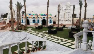 عيش جو الحياه النوبية فى قلب القاهرة وقضي أجمل يوم في القرية النوبية بشيراتون