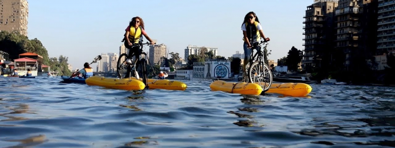 بتحب المغامرة ؟  إليك أجدد الخروجات والانشطة التي يمكنك الاستمتاع بها مع أصدقائك وعائلتك في القاهرة.