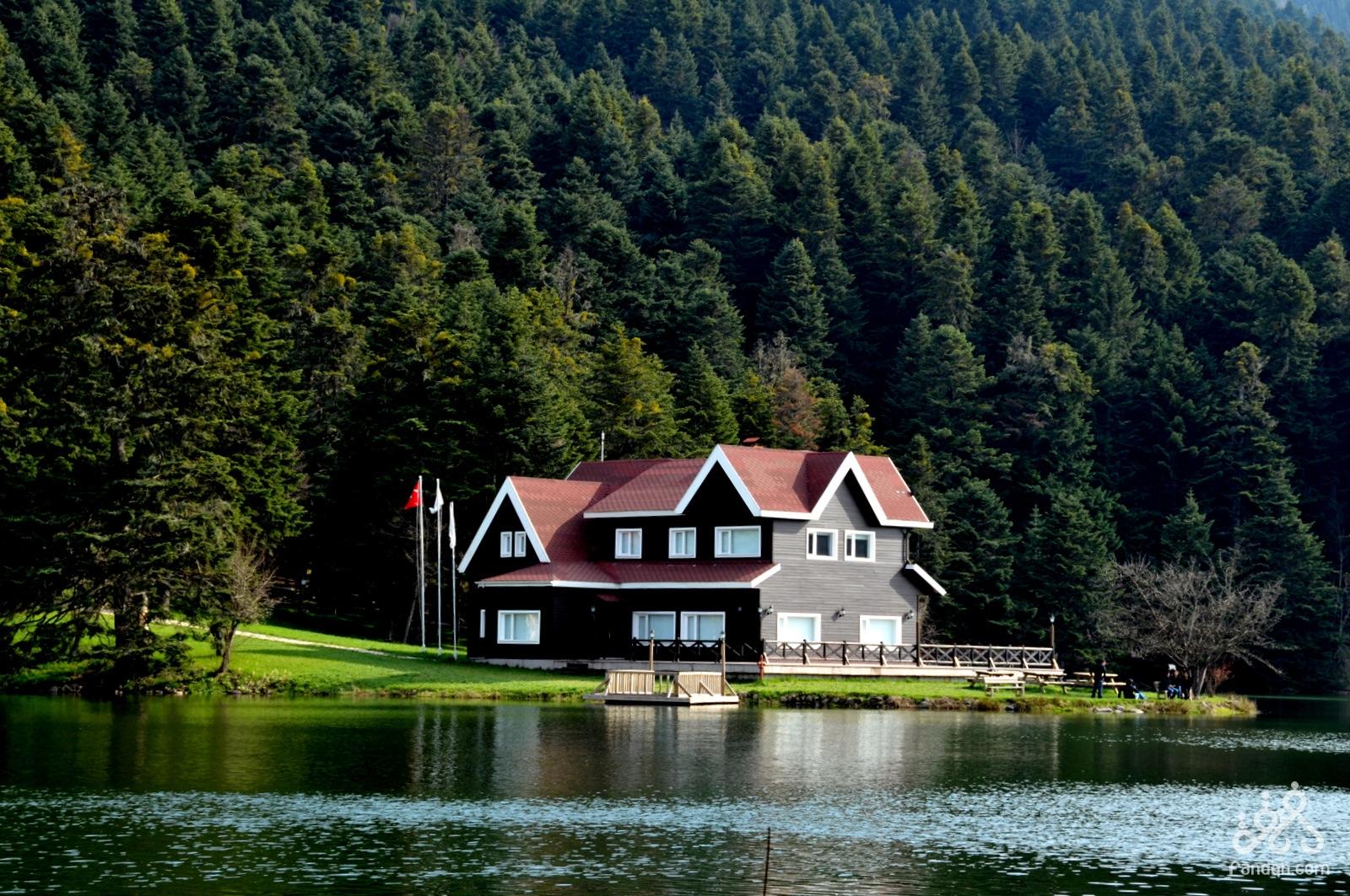 بحيرة صبنجة - تركيا
