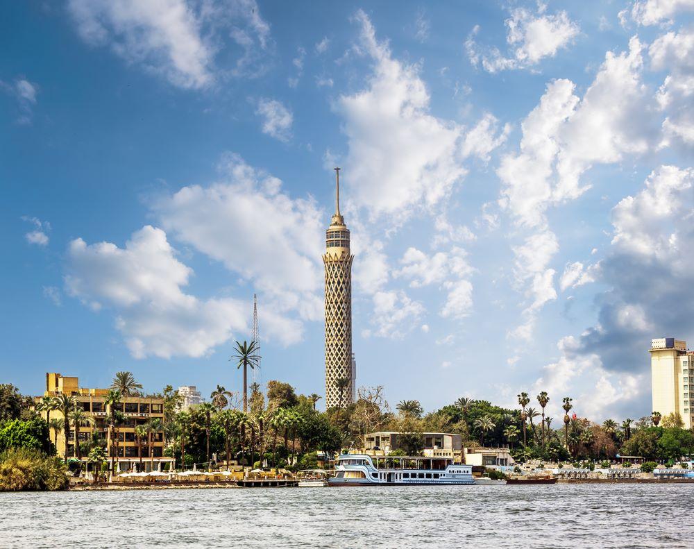 ازاى اروح برج القاهرة