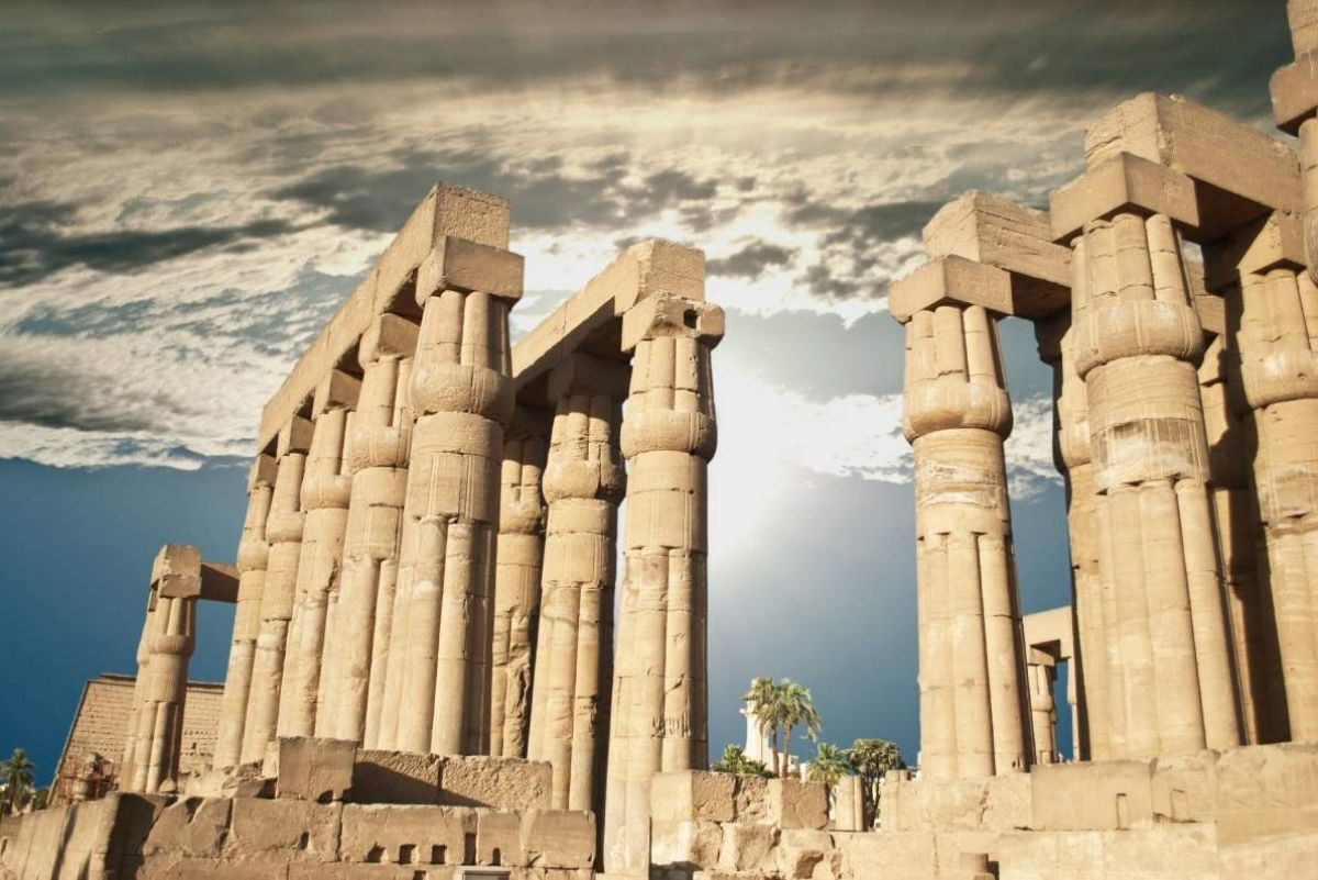 معبد الكرنك