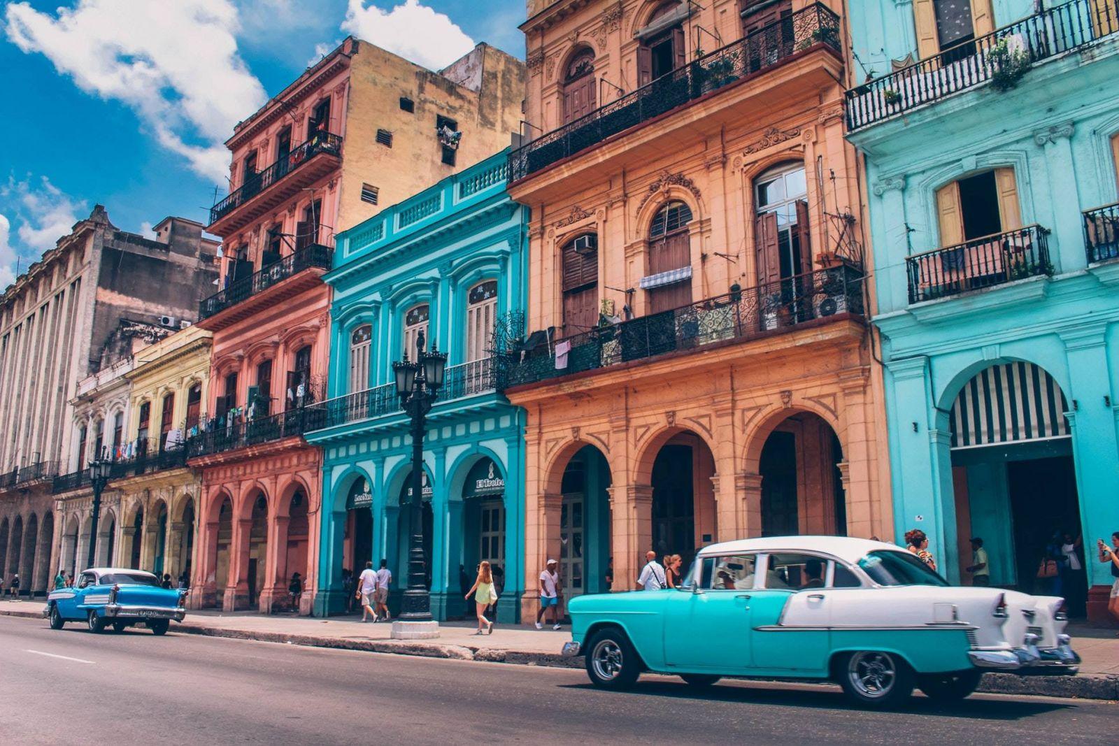مدينة هافانا - كوبا