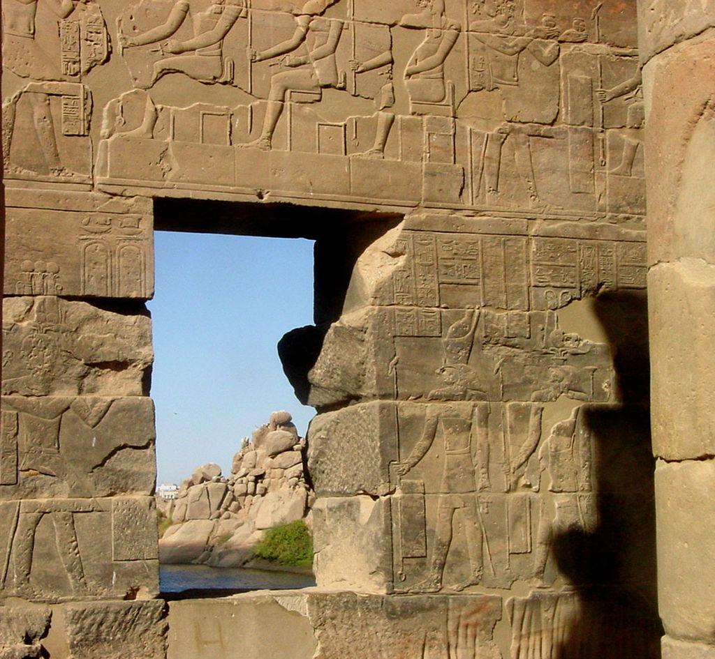 معابد جزيرة فيله