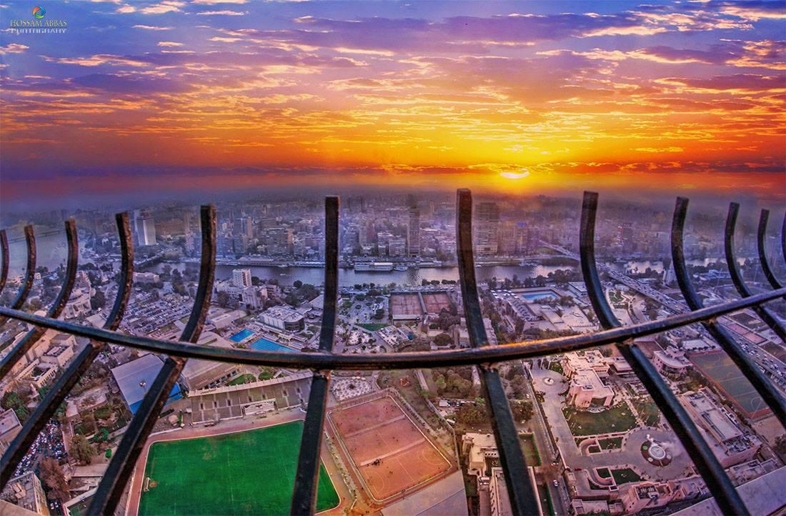 مواعيد زيارة برج القاهرة