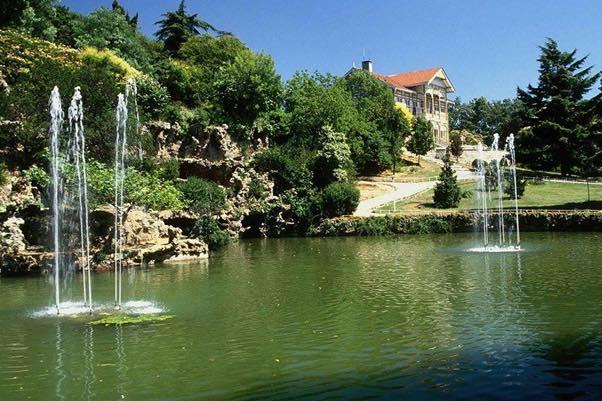 حديقة وقصر يلدز - اسطنبول