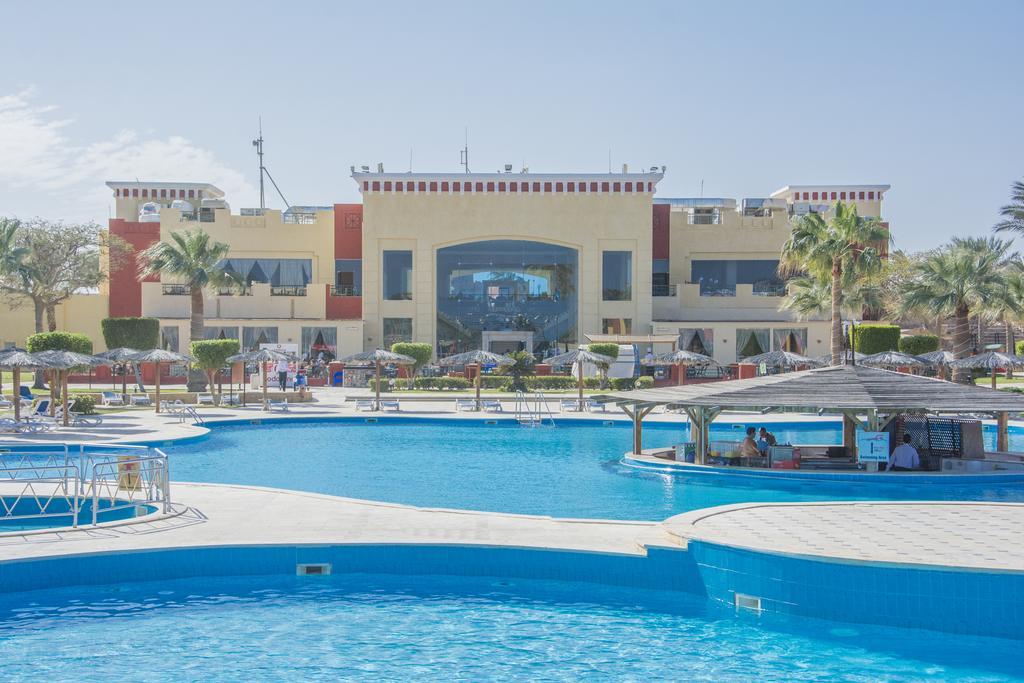 فندق ماجيك توليب مرسي علم