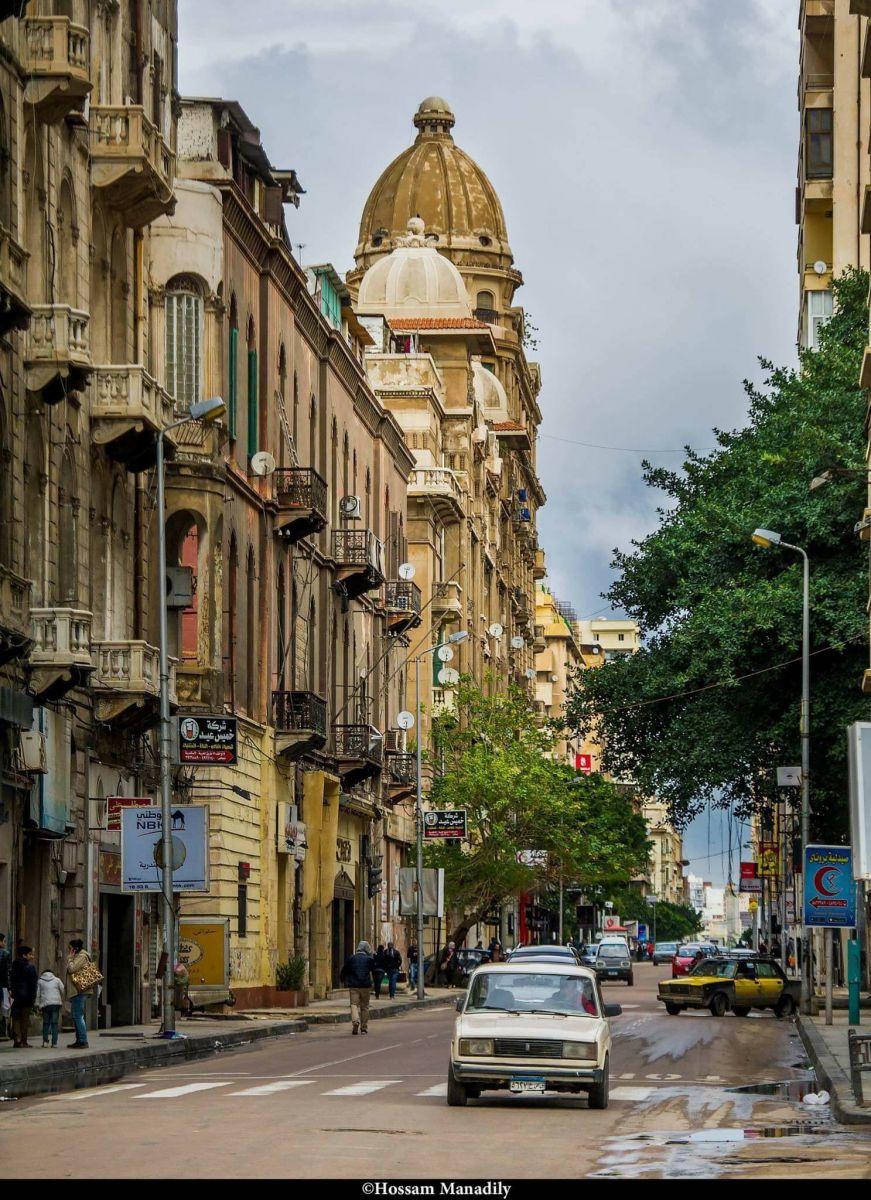 شارع فؤاد - اسكندرية