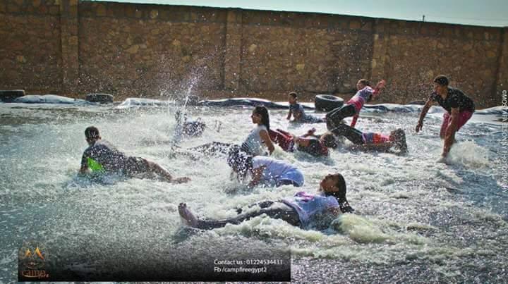 خروجة شبابية غير تقليدية فى القاهرة سمارت كامب