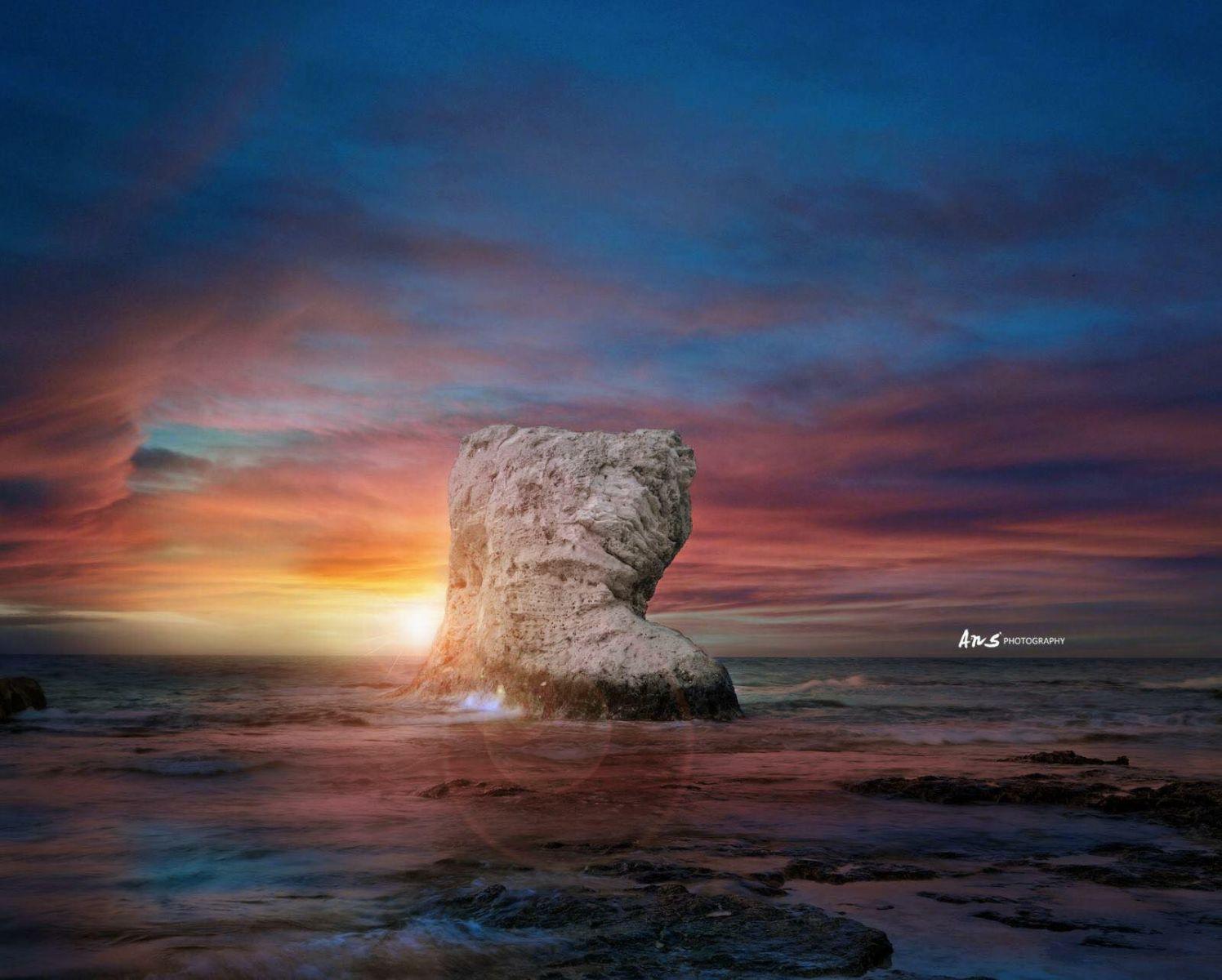 صخرة ليلى مراد - مرسى مطروح