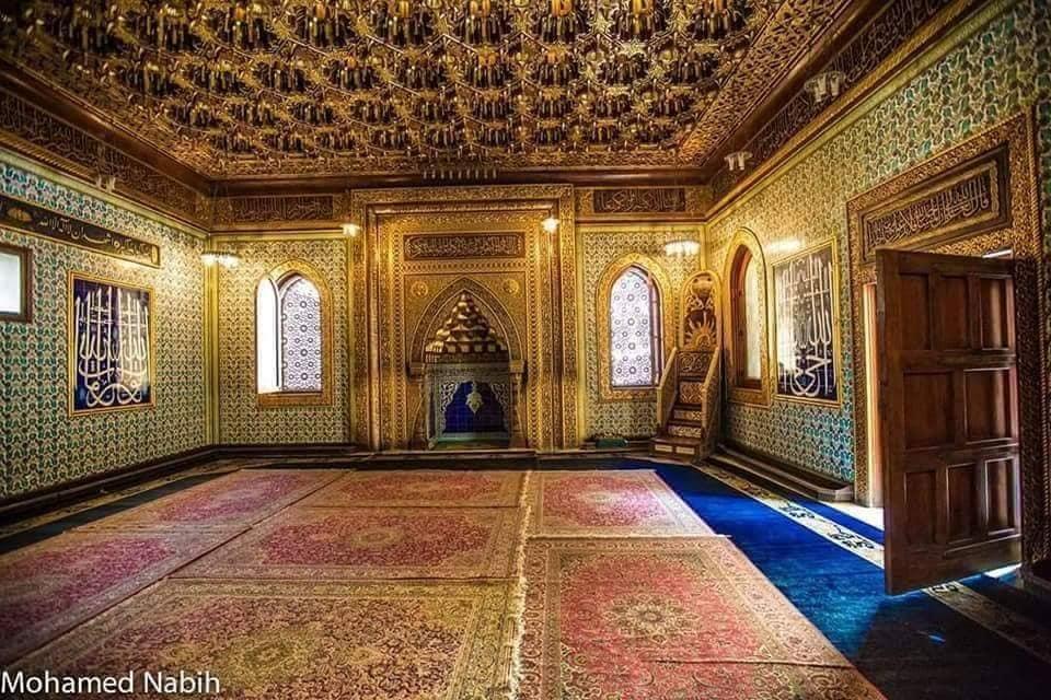 قصر الامير محمد على فى المنيل