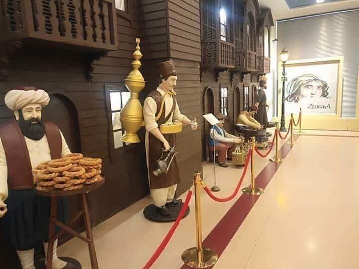 متحف الشوكولا - اسطنبول