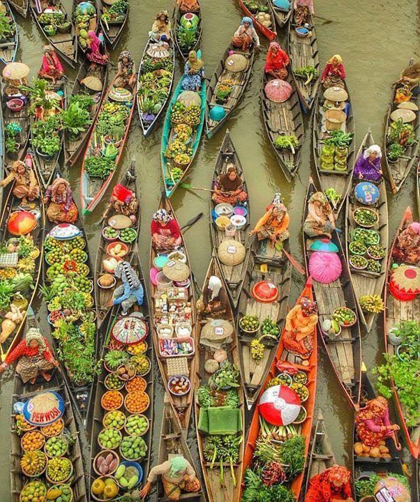 السوق القديم تايلاند