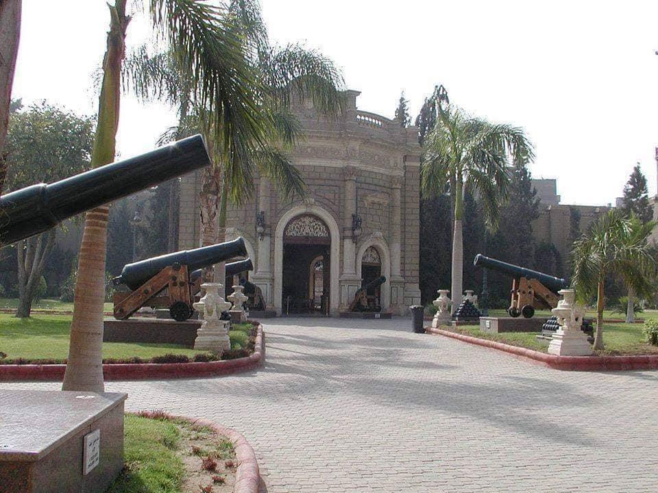 حديقة قصر عابدين