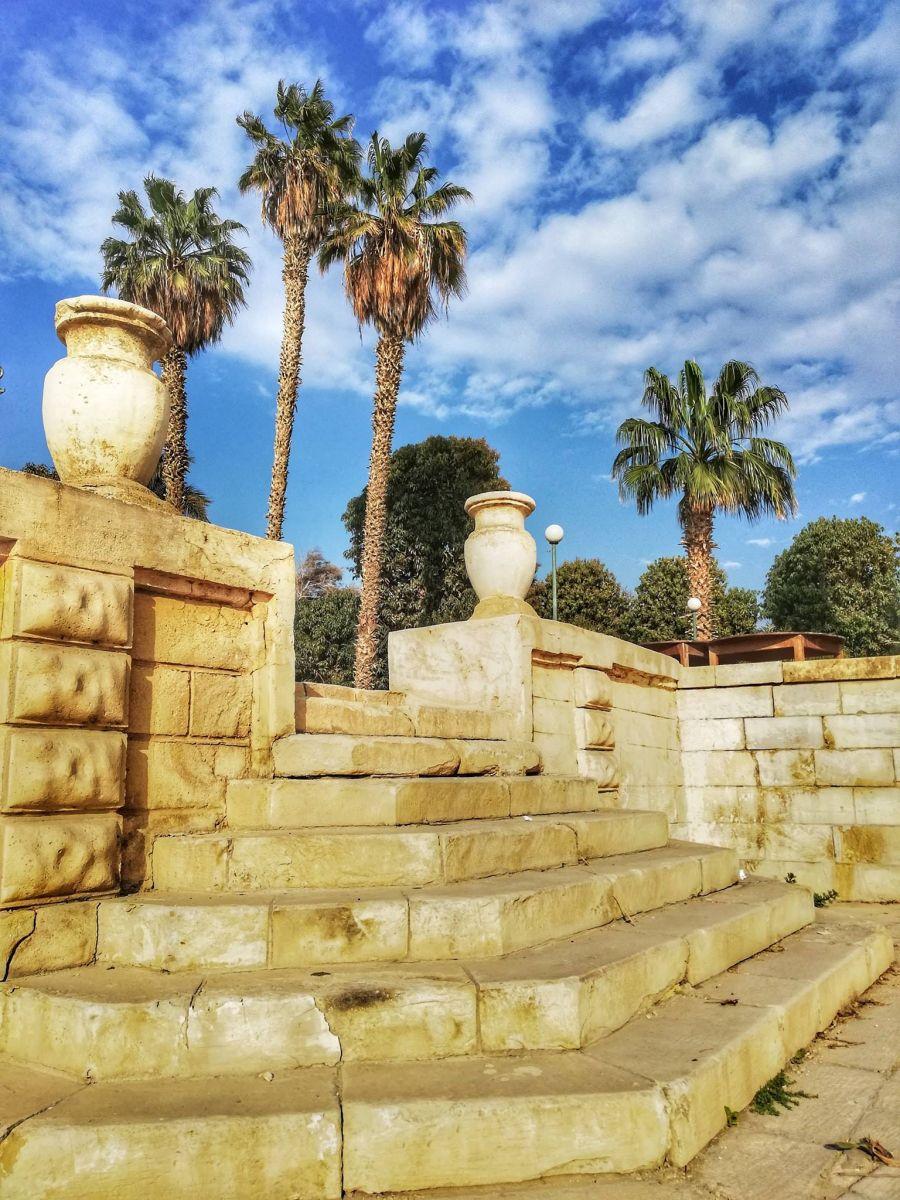 متحف ركن الملك فاروق  بحلوان