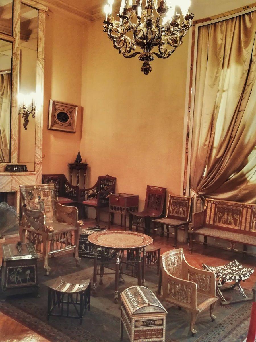 متحف ركن الملك فاروق