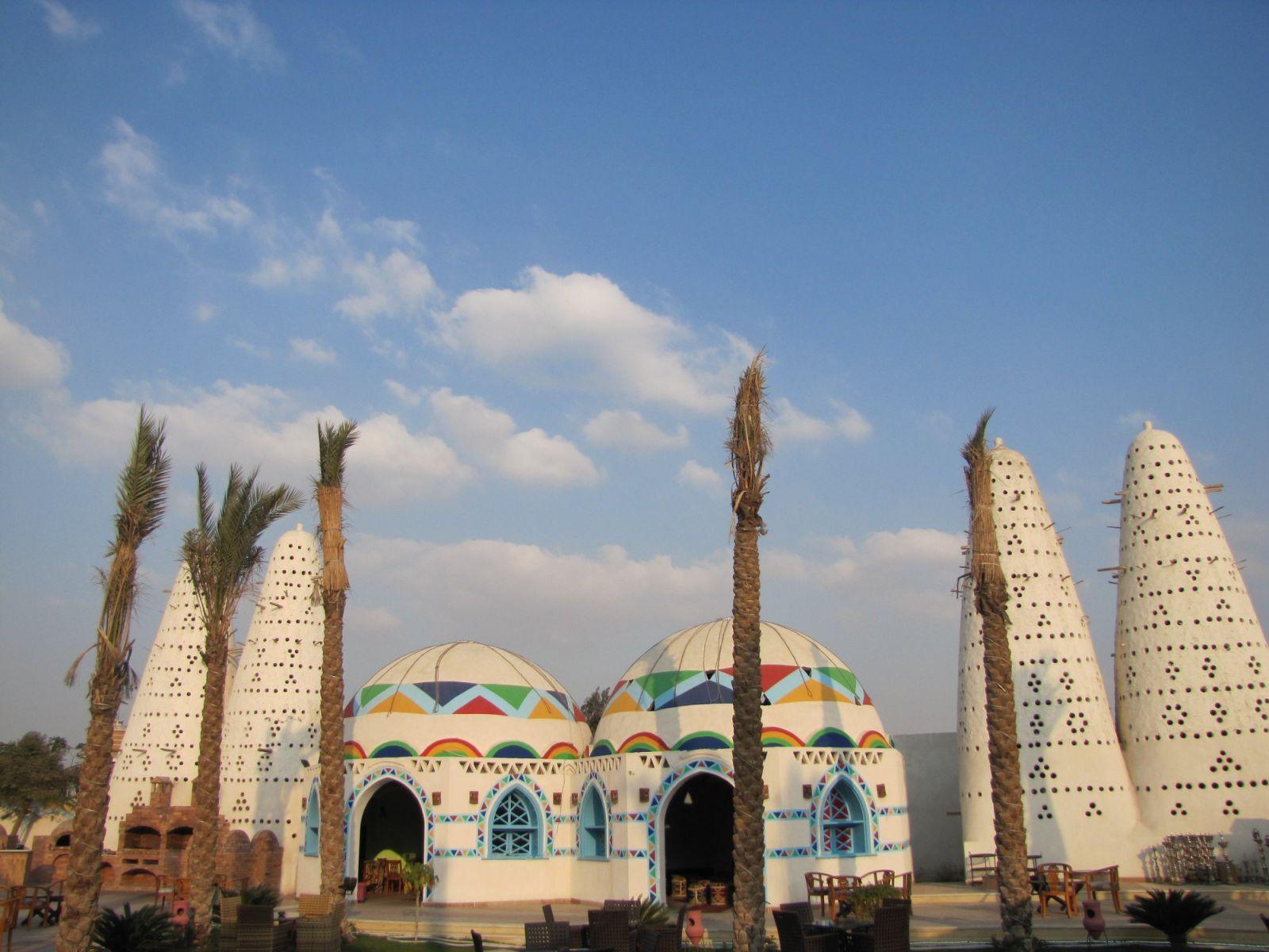 القرية النوبية للمأكولات الشرقية بالقاهرة