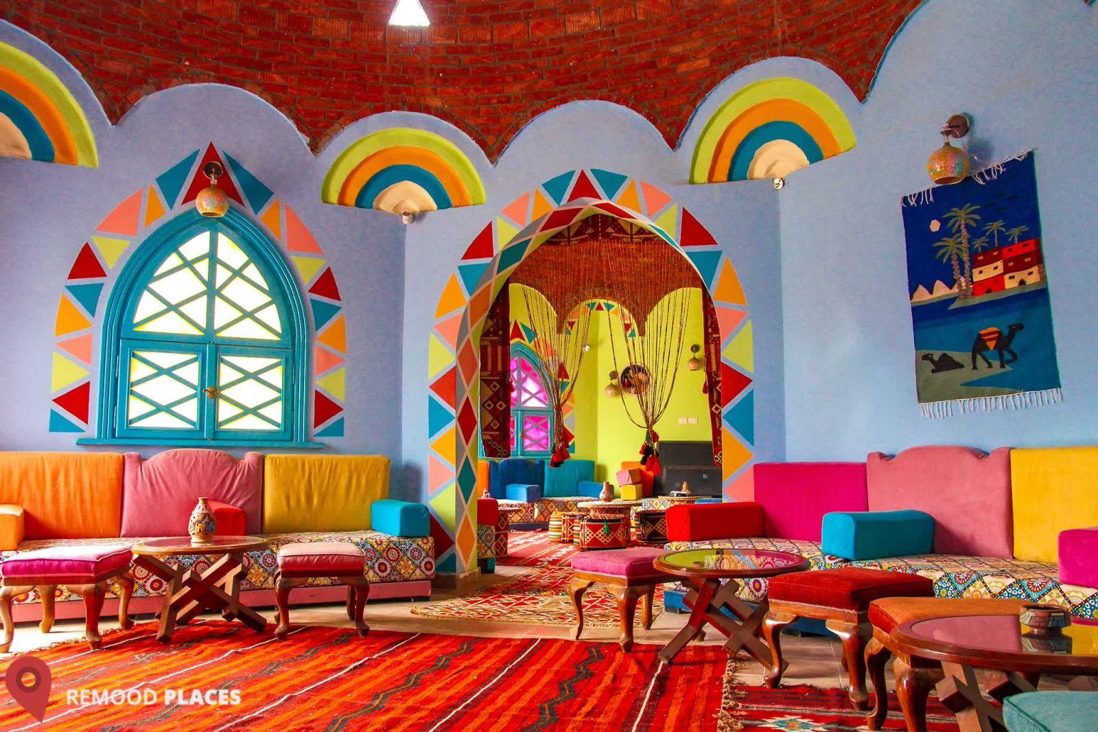 القرية النوبية بالقاهرة