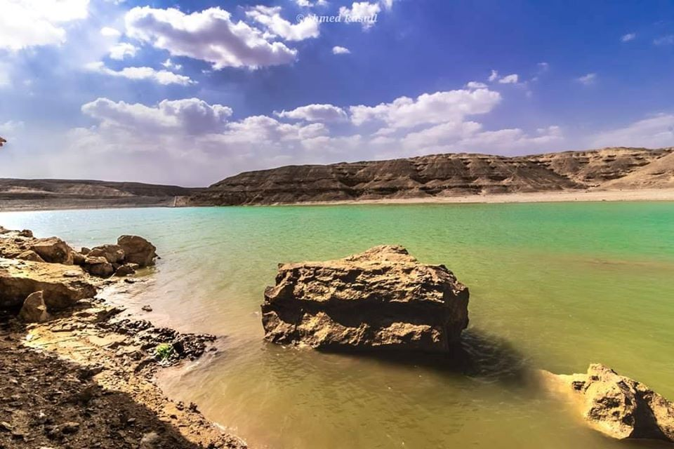 محمية وادي دجلة بالمعادي