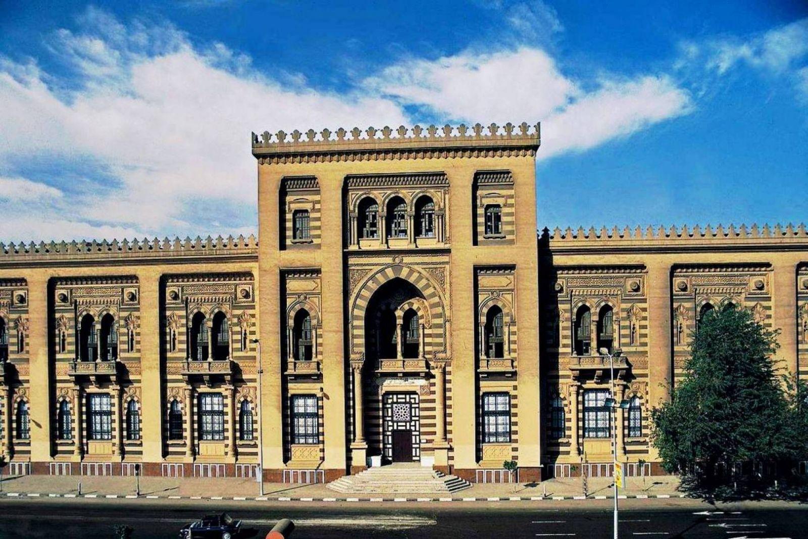متحف الفن الاسلامي بالقاهرة