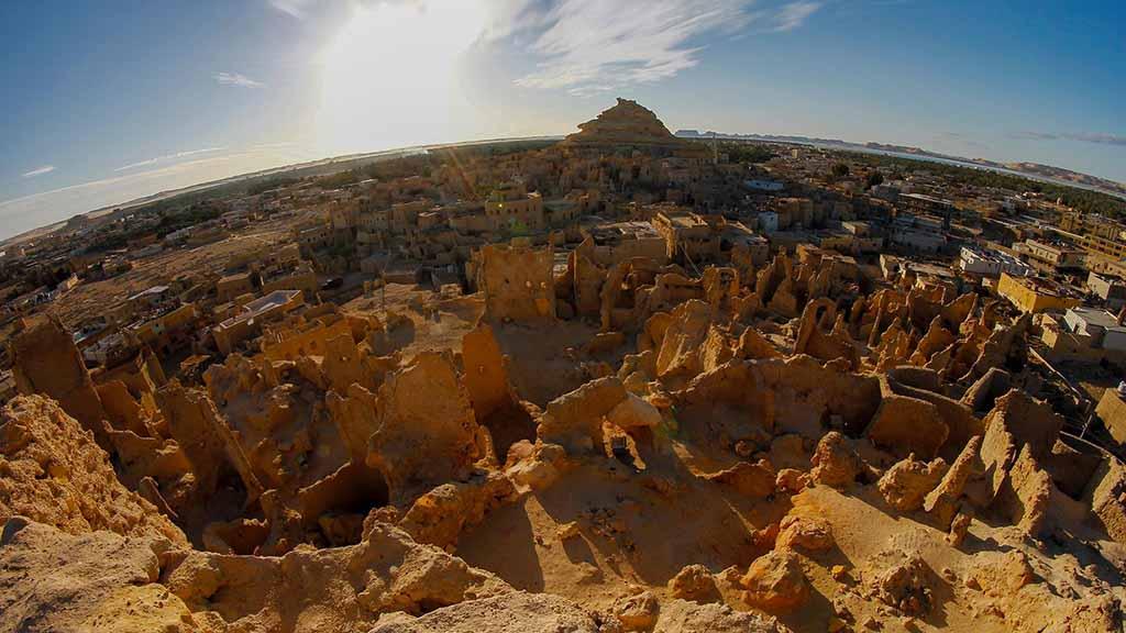 قلعة شالي