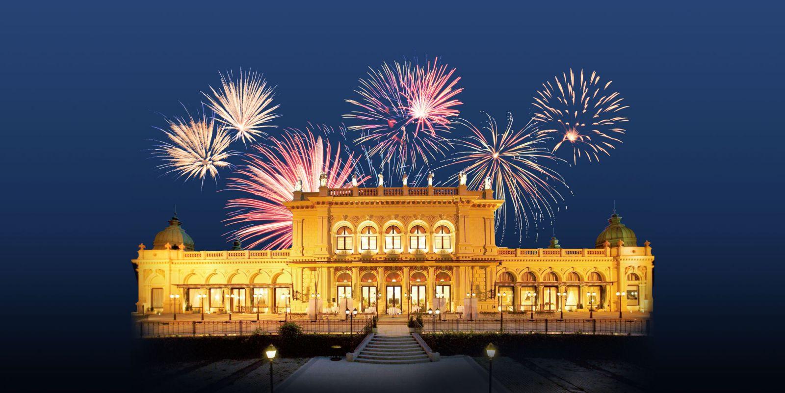 احتفالات رأس السنة فى فيينا - النمسا