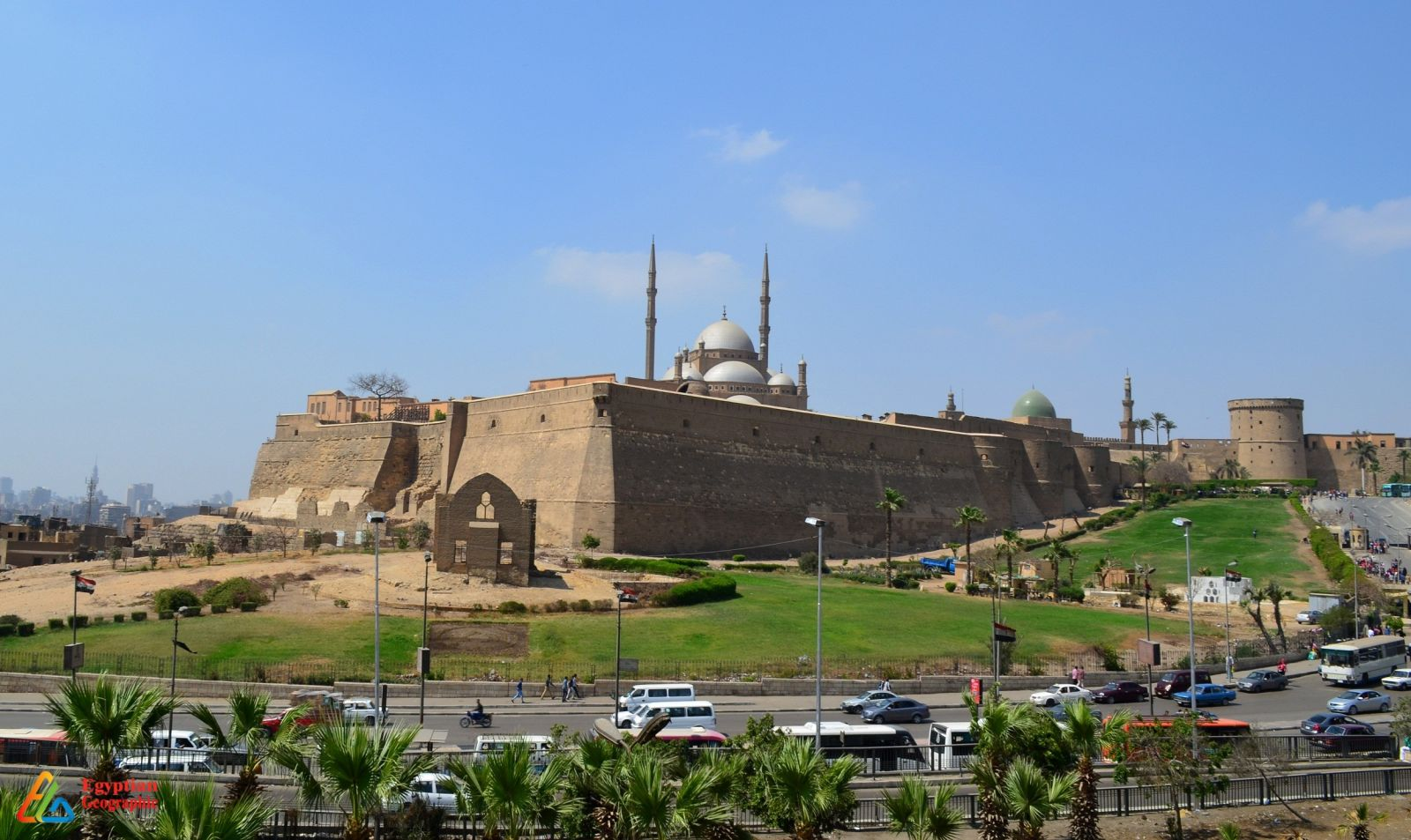 مسجد محمد علي بالقلعه