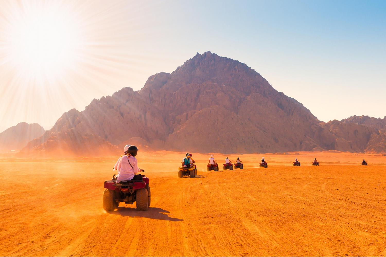 رحلات السفاري بشرم الشيخ