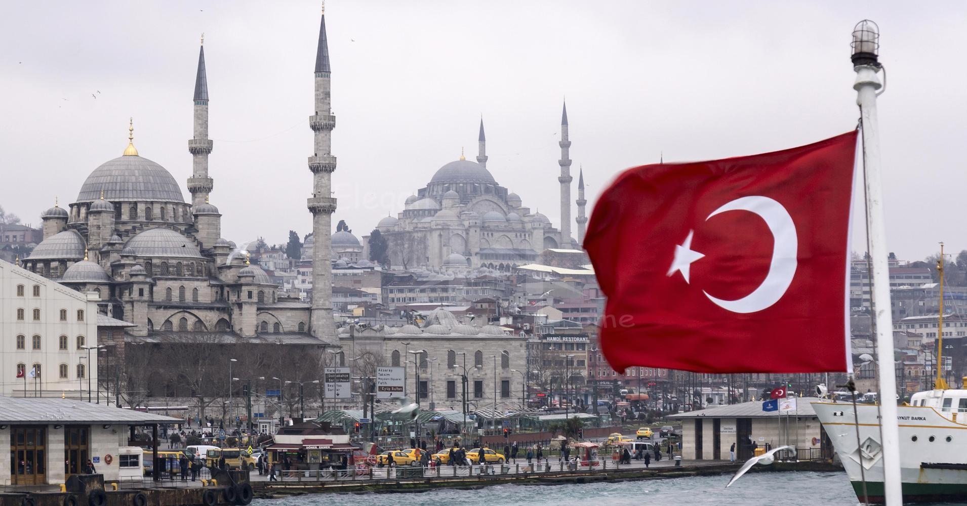 اجابة كل تساؤلاتك عن فيزا تركيا والتصريح الامنى وشرط الحصول عليهم