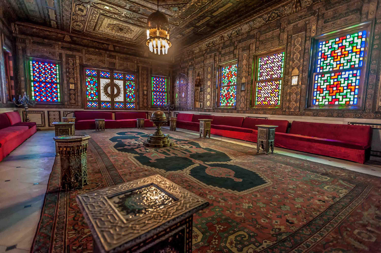أبدأ ببلدك .. قصر الامير محمد علي فى المنيل اسطورة معمارية تستحق الزيارة