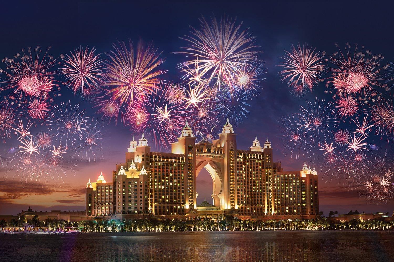 أفضل المدن العربية والعالمية احتفالا برأس السنة الجديدة 2019