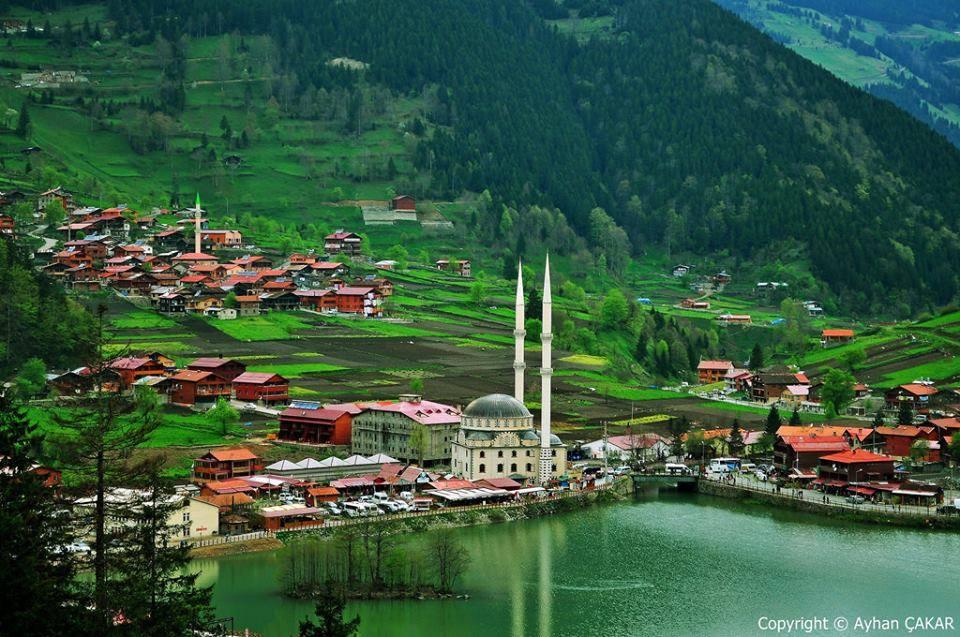 افضل المدن السياحية فى تركيا المناسبة للعرسان لتجربة ساحرة فى احضان الطبيعة