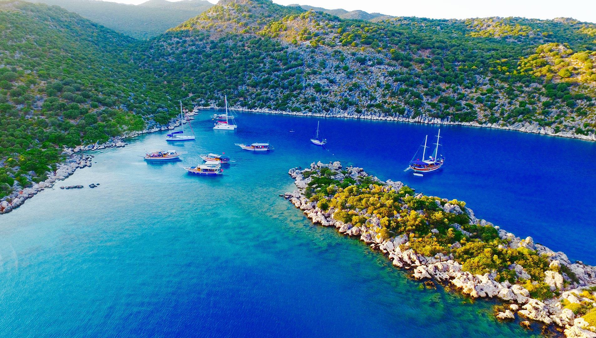 قبل السفر الى تركيا.. تعرف على ابرز المعالم السياحية التركية وطرق التنقل بين المدن بسهولة