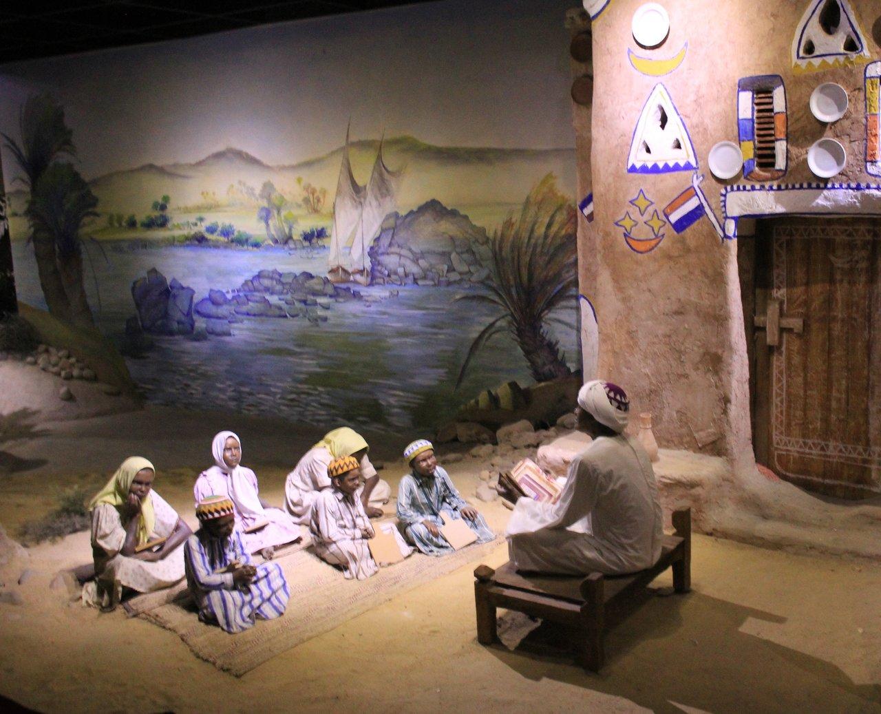 متحف النوبة في اسوان (تاريخه ، موقعه ، مواعيد الزيارة ، اسعار تذاكر الدخول) بالتفصيل